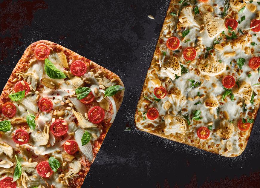 פיצה משפחתית